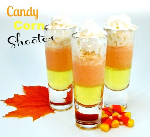 candy corn drink