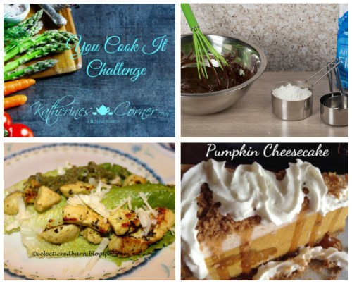 winning recipes of the you cook it challenge