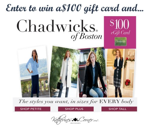 enter to win a 100 gift card for chadwicks of boston