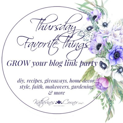 I Forgot Thursday Favorite Things Blog Hop
