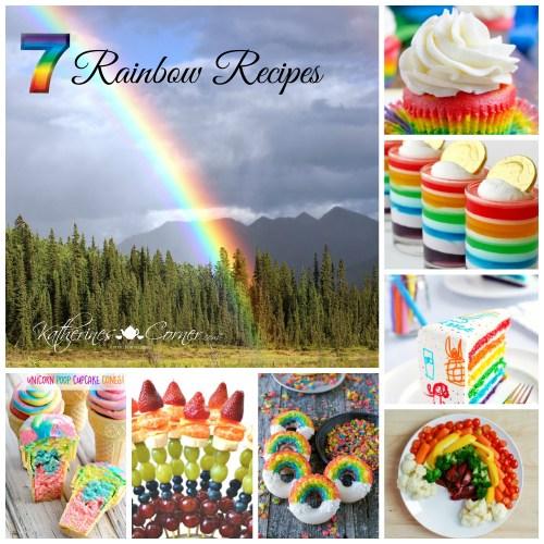 rainbow recipes