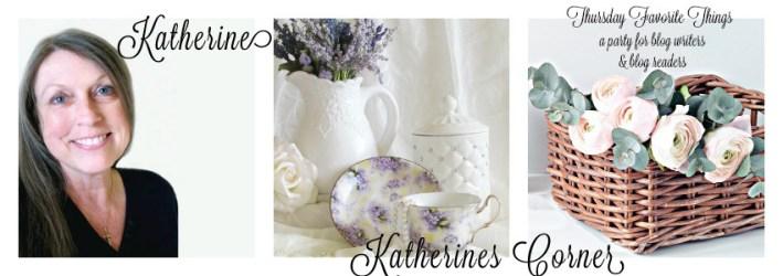 katherines corner thursday blog party