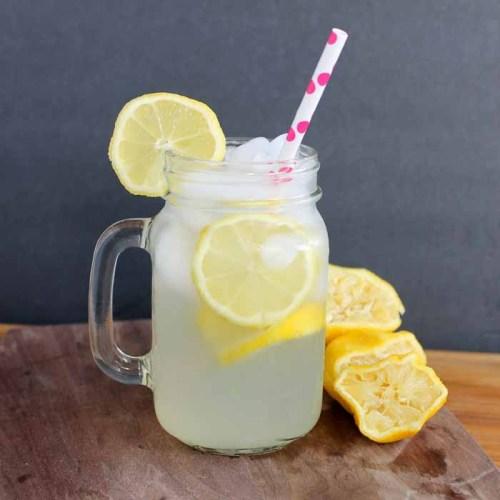 old fashion lemonade