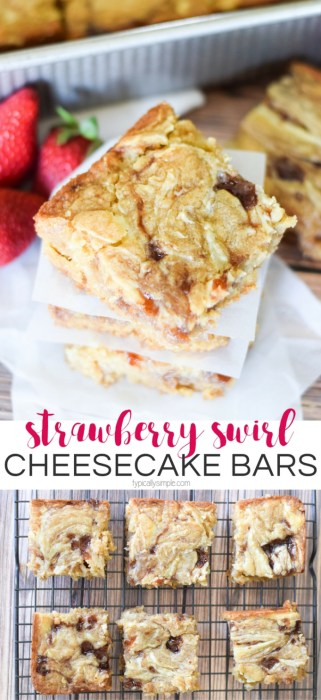 Memorial Day Monday Inspirations blondie bars