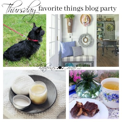 Hip Hip Hooray its Thursday Favorite Things Day