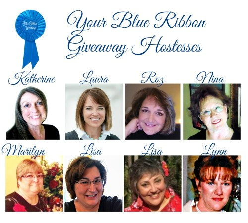 blue ribbon giveaway