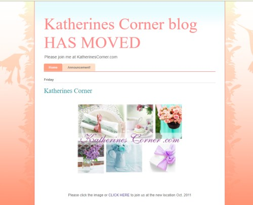 katherines corner 2011