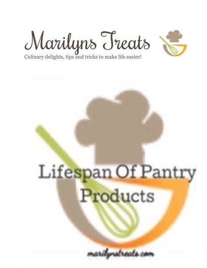 lifespan of a pantry product pin me