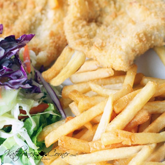 thats crumby fish and chips recipe uses leftover potato chips