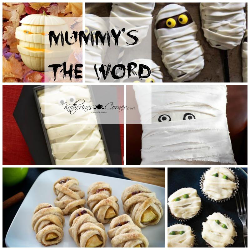 mummys the word