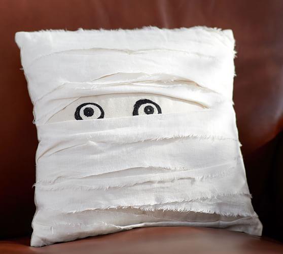PB mummy pillow