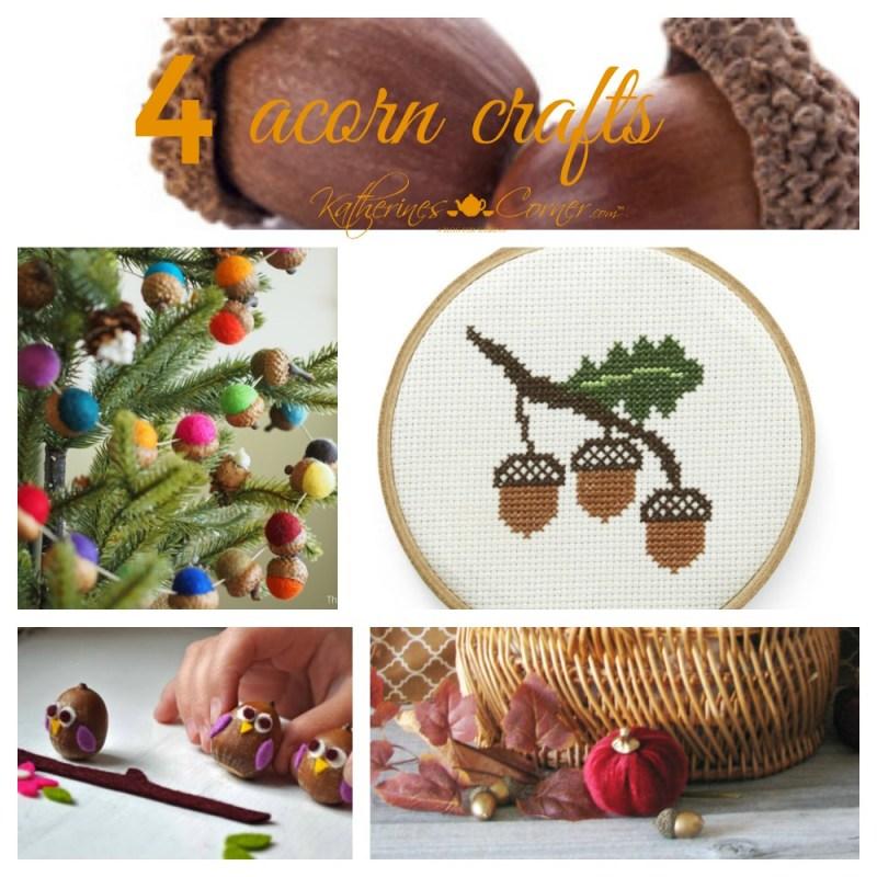 acorn craftiness