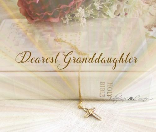 dearest granddaughter