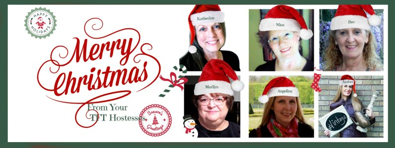 Merry Christmas TFT Party hostesses