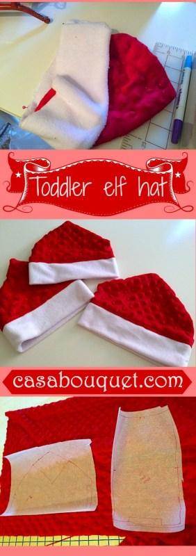 diy eld hat