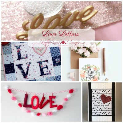 Love Letters Inspiration