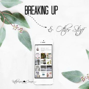 breaking up and other stuff (2)