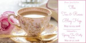 tea and roses blog tour