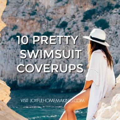 10 pretty swim suit cover-ups