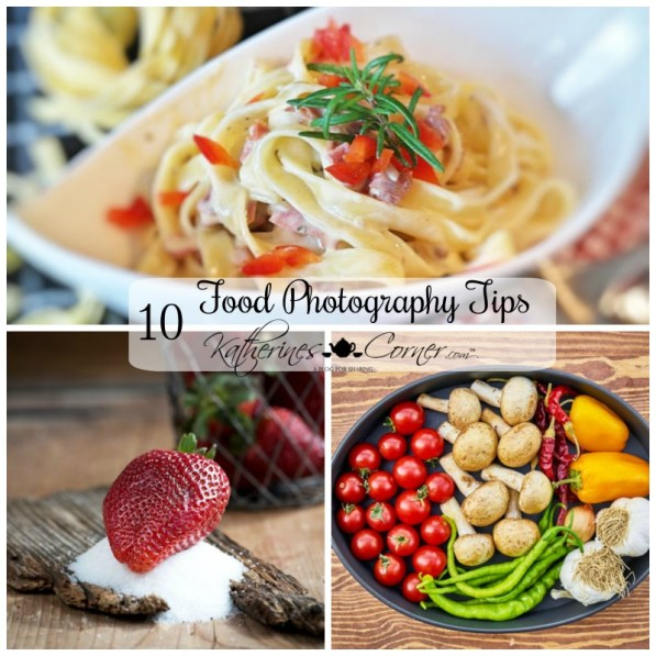 10 Food Photography Tips That Will Make a Difference