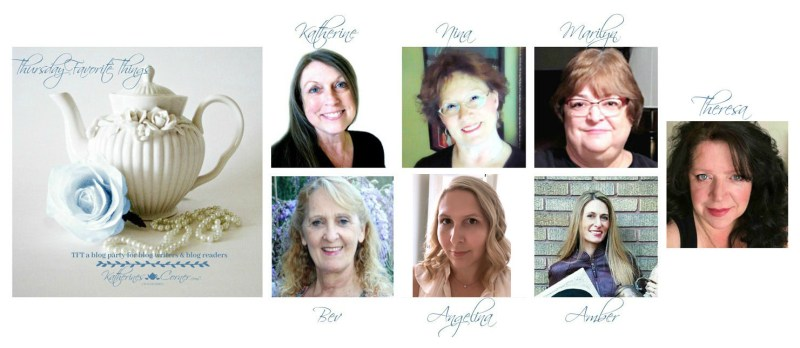 thursday favorite things blog link up party hostesses