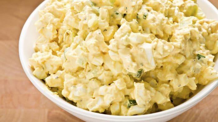 picnic foods egg salad