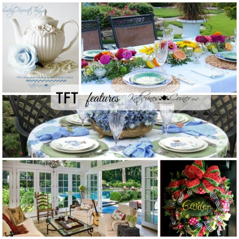 Alfresco Dining and TFT Party