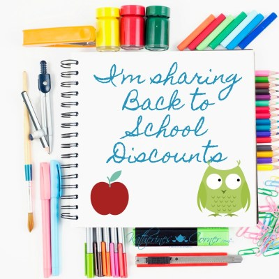 back to school discounts katherines corner