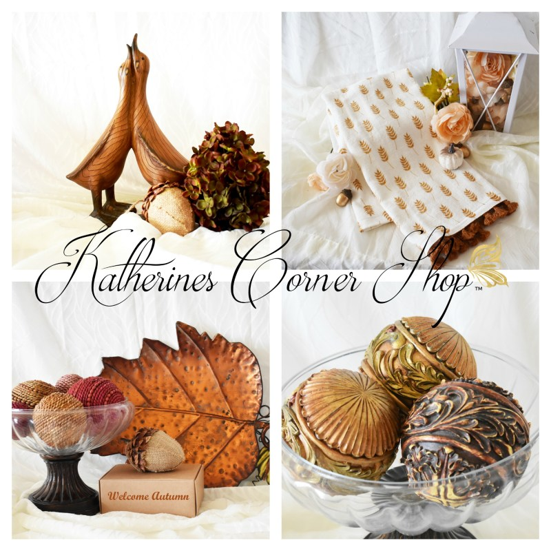 autumn home decor sale