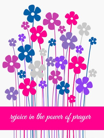 rejoice in the power of prayer free printable