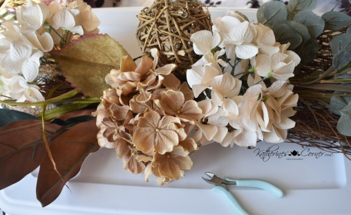 diy floral display