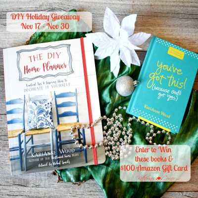 diy holiday giveaway main image Thistlewood Farms and Katherines Corner