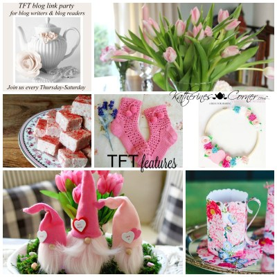 Make It Pink and TFT party