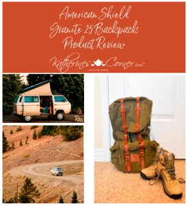 american shield backpack product review katherines corner