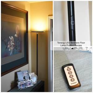 Tenergy LED Torchiere Floor Lamp Product Review