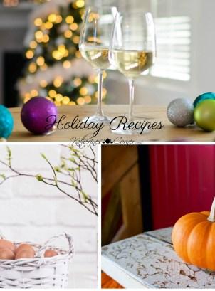 holiday recipes katherines corner