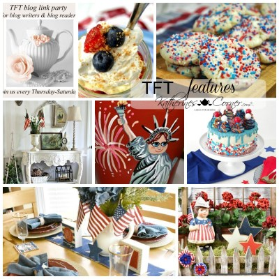 Happy 4th of July and TFT Party