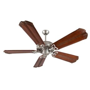 hot summer nights need a ceiling fan
