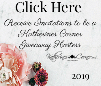 get an invitation to be a giveaway hostess