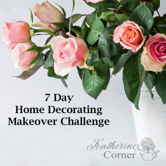 7 Day Home Decorating Makeover Challenge