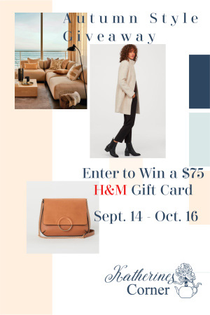 Autumn Style Giveaway
