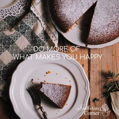 how to do more of what makes you happy
