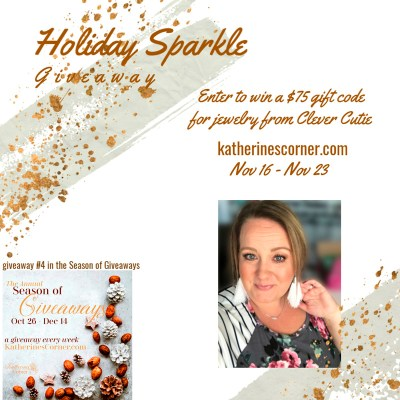 holiday sparkle giveaway katherines corner