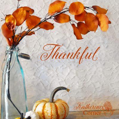 thanksgiving blog hop