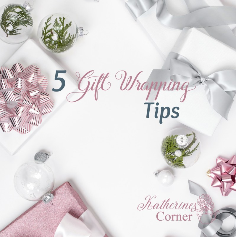 5 gift wrapping tips