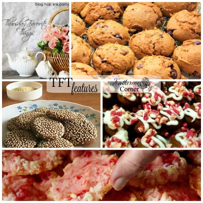christmas cookie recipes and the TFT party