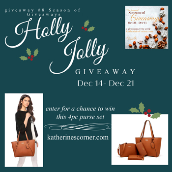 Holly Jolly Giveaway at Katherines Corner