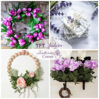 DIY flower decor