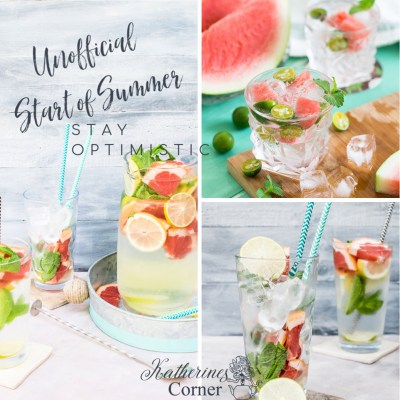 optimistic citrus summer drink