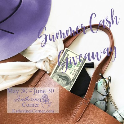 summer cash giveaway katherines corner